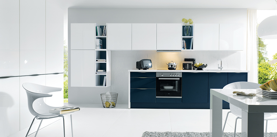 Schuller Kitchen - Glasline Gloss