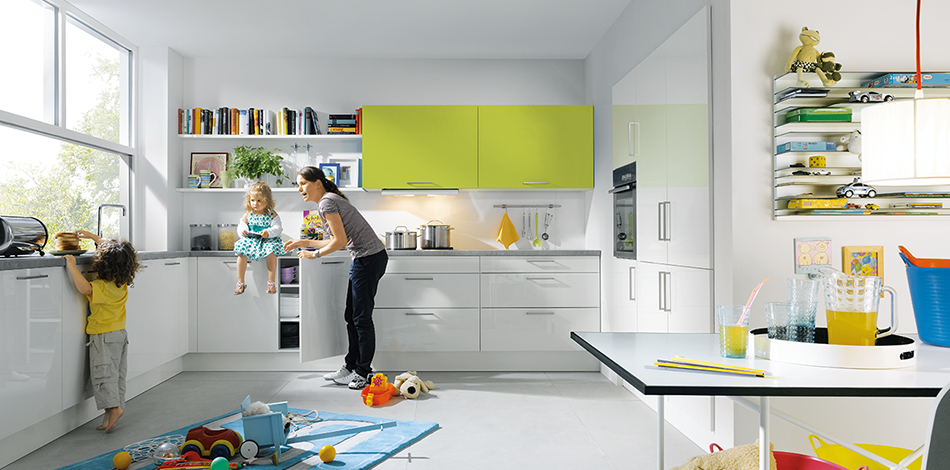 Schuller Kitchen - Uni Gloss