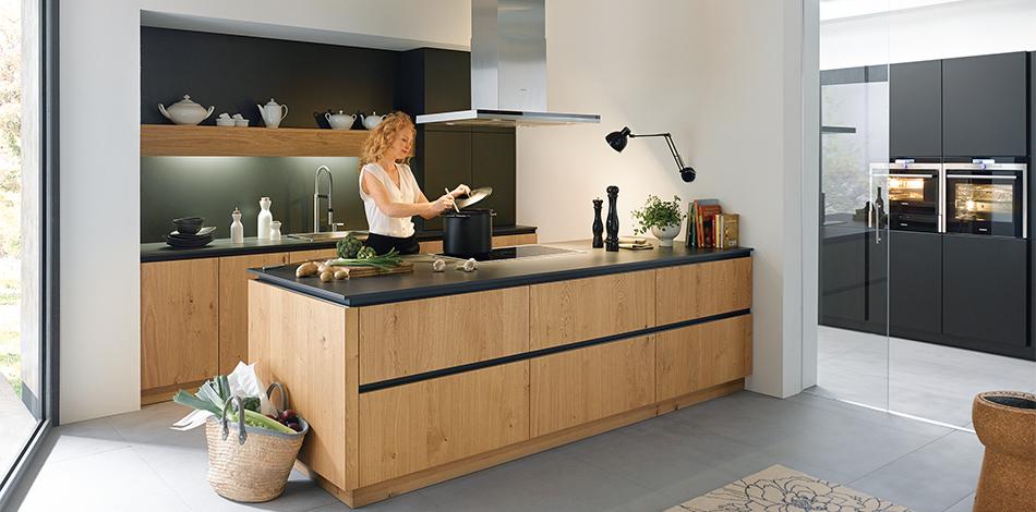 Schuller Kitchen - Rocca
