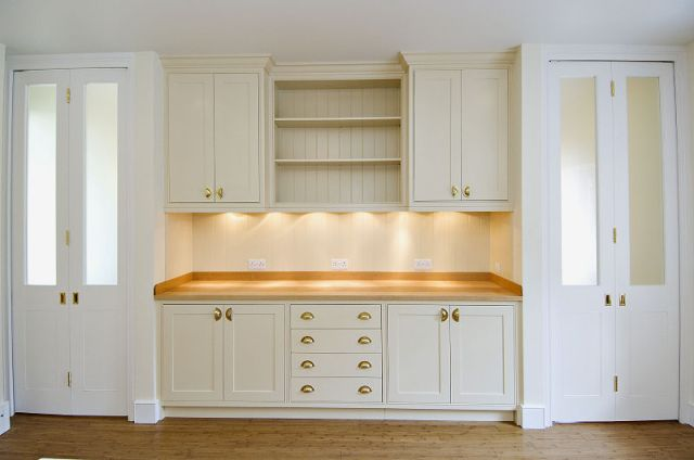 English Shaker Style Kitchen