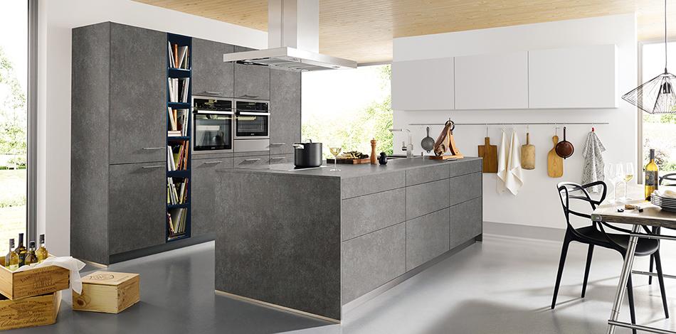 Schuller Kitchen - Elba